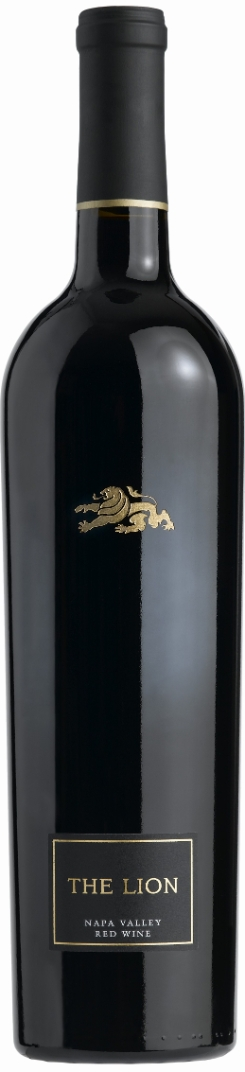 The Lion Red Nappa Valley 2.013 Hess