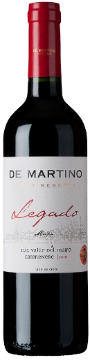 Carmenére Reserva Legado Maipo Valley 2.014 De Martino Vineyards