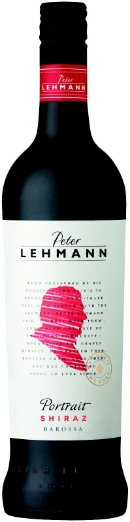 Portrait Shiraz 2.014 Peter Lehmann